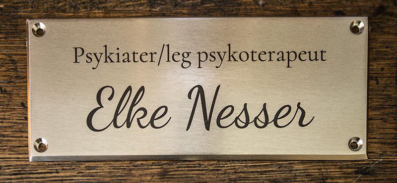 ELKE NESSER